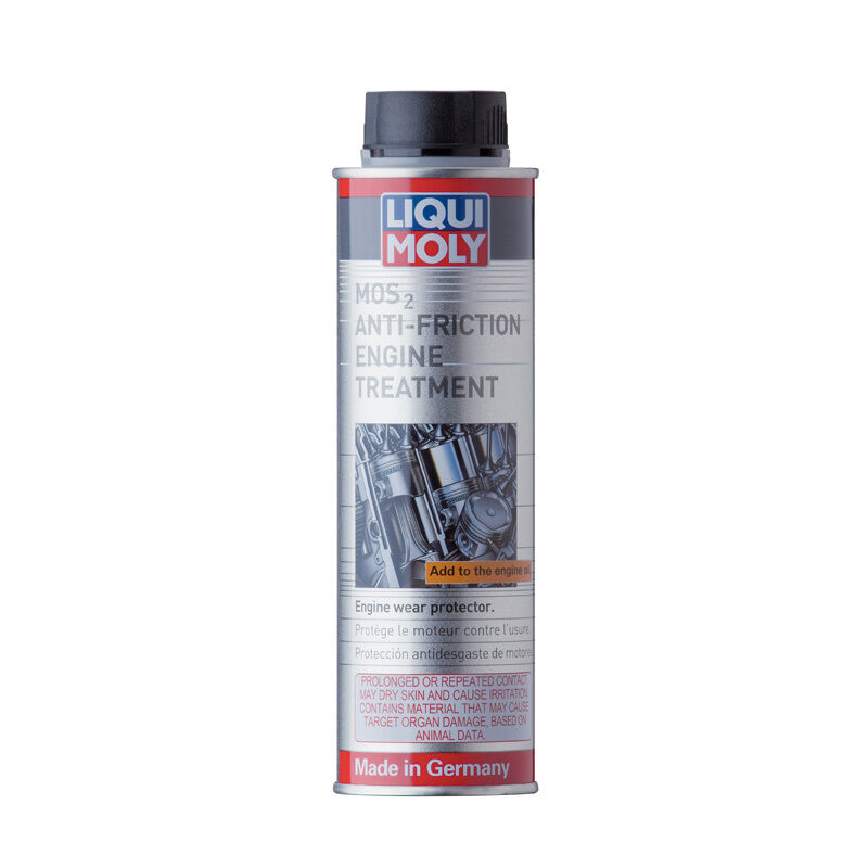 liqui moly mos2 anti friction treatment engine oil. Black Bedroom Furniture Sets. Home Design Ideas