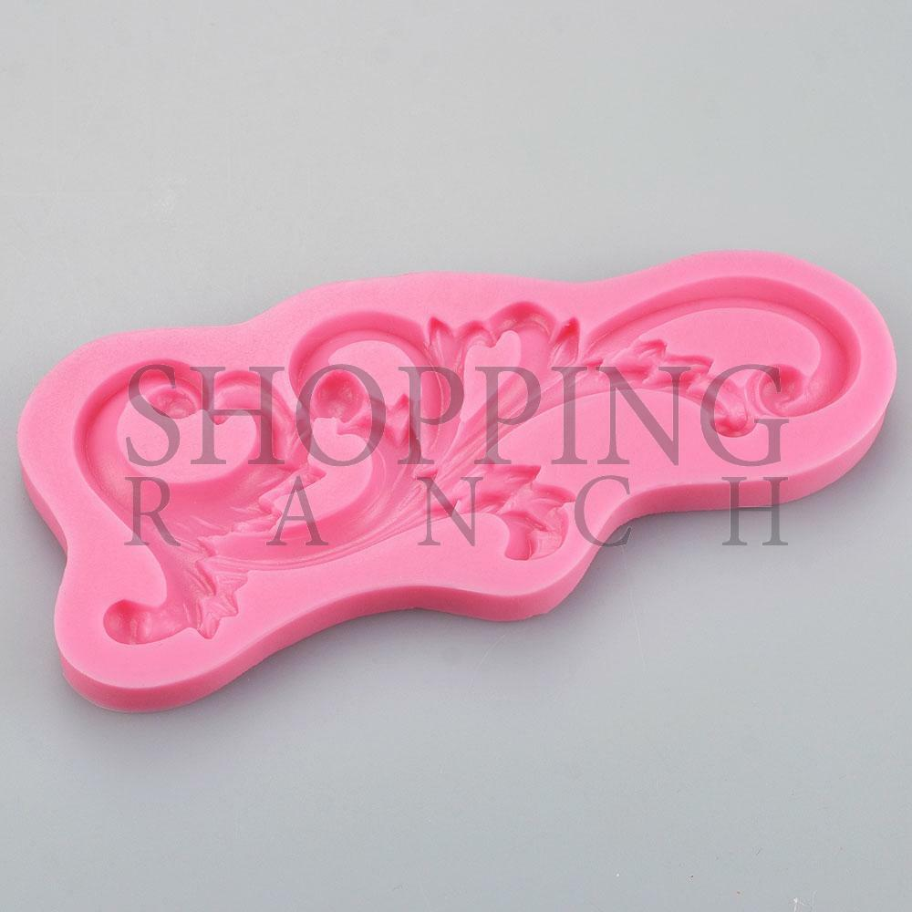 wedding cake topper moulds beautiful vintage swirl mould wedding cake topper 26362