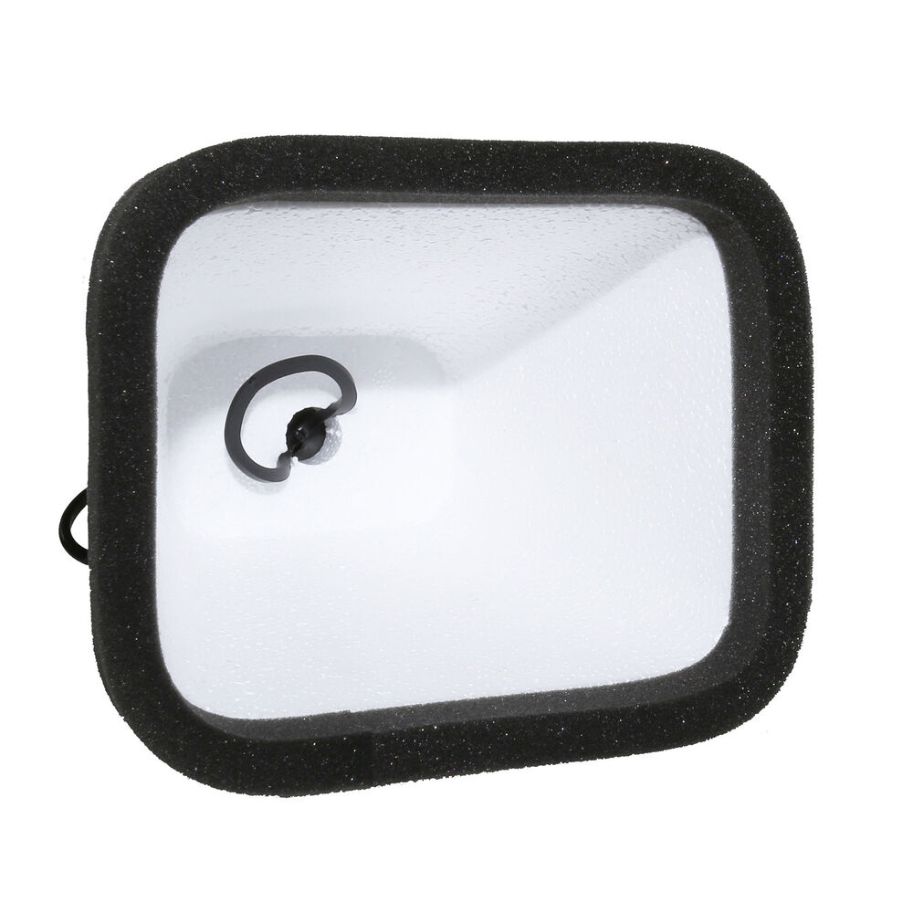 Outdoor Tap Faucet Cover Thermal Insulated Protector For Winter Weather White Ebay