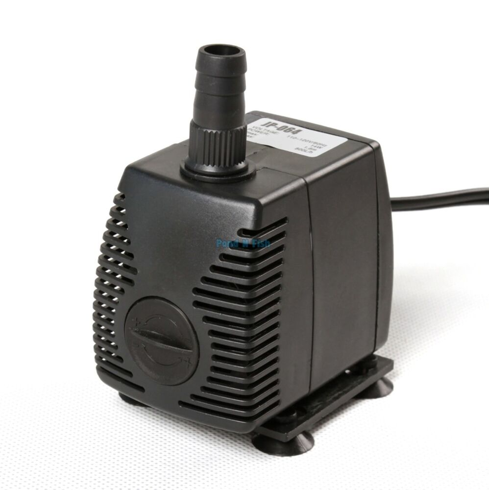 210 gph submersible pump aquarium fish tank powerhead for Fish tank water pump