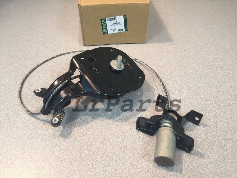 Land Rover Spare Tire Wheel Winch Range Sport Lr3 Lr4