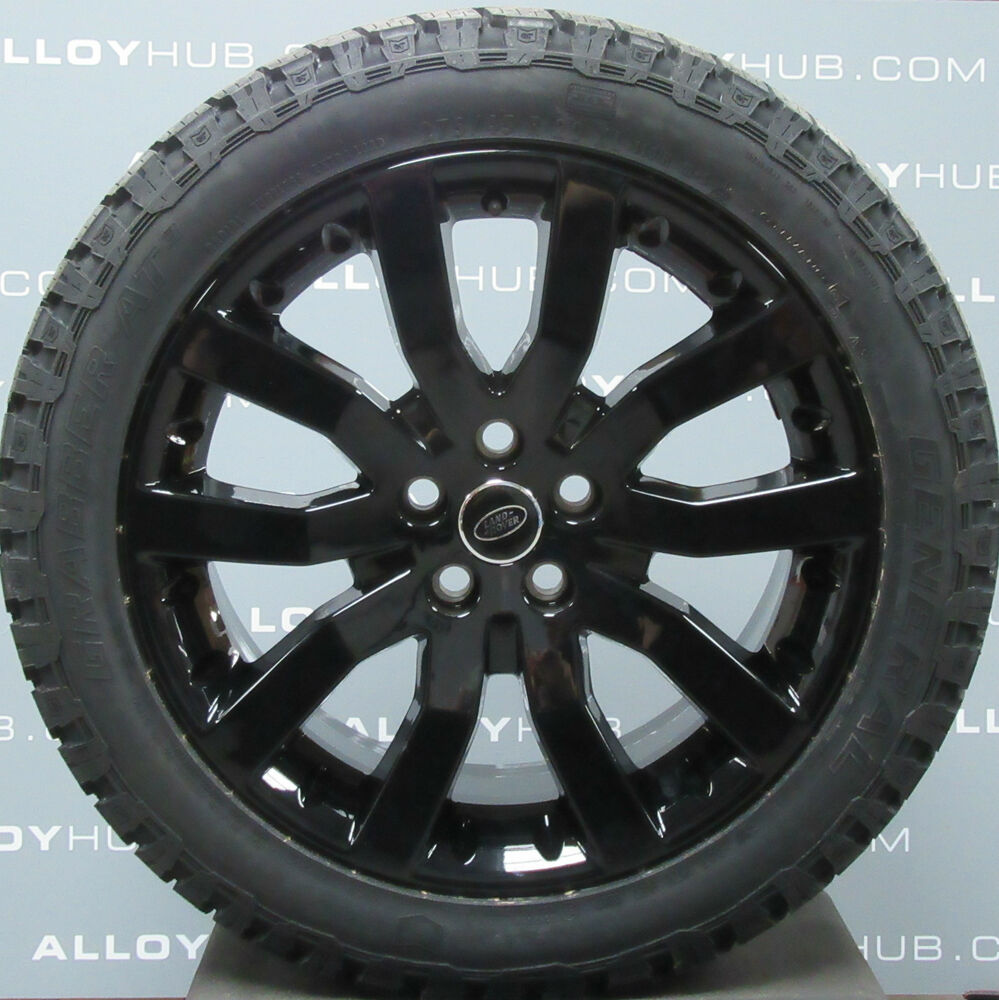 Genuine Range Rover Sport Supercharged 20inch Alloy Wheels