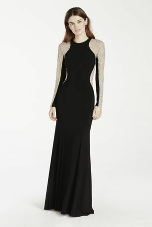 Xscape Beaded Dress