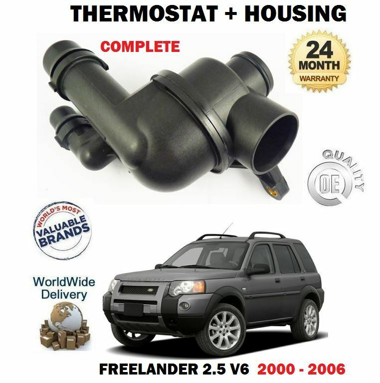 FOR LAND ROVER FREELANDER 2.5i V6 2000-2006 THERMOSTAT