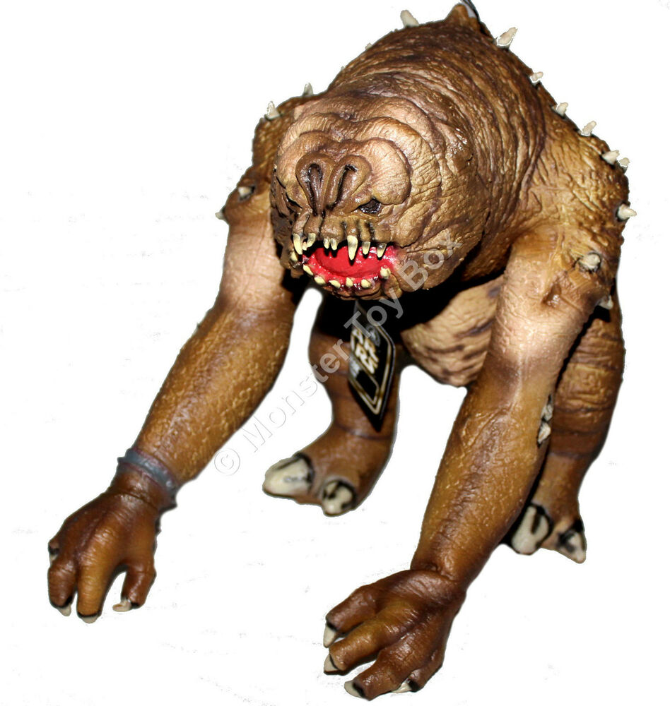 Rancor Latex Figure Park Exclusive Disney 2015 Star Wars