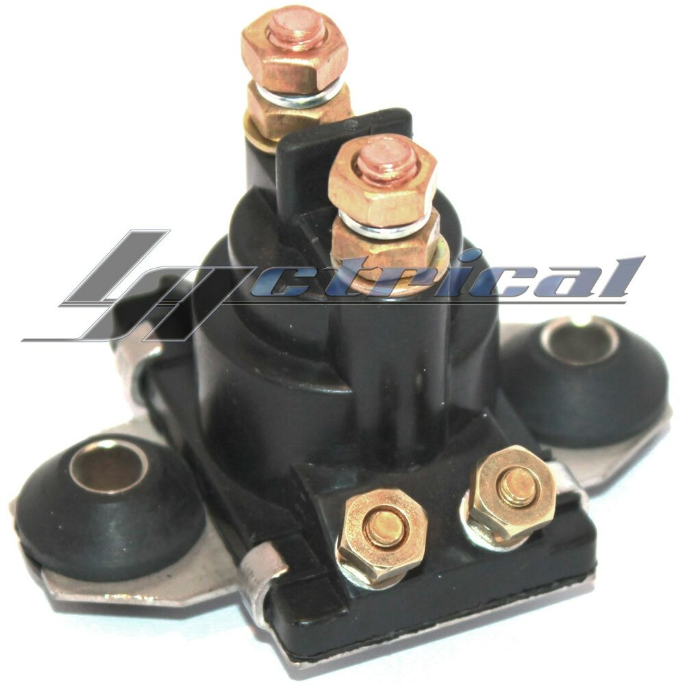 starter switch solenoid relay fits mercury marine 30hp. Black Bedroom Furniture Sets. Home Design Ideas