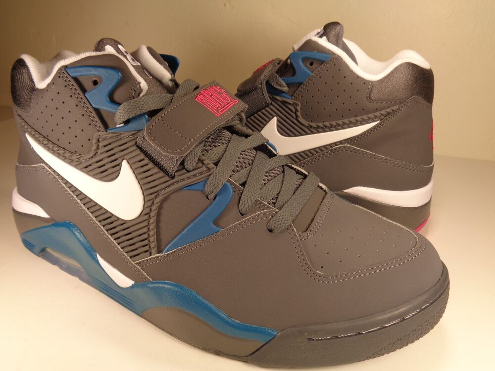 nike air force 180 charles barkley max dark grey green. Black Bedroom Furniture Sets. Home Design Ideas