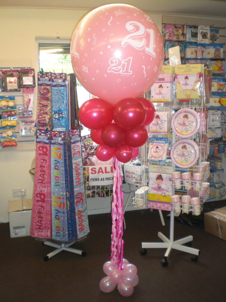 giant balloon decoration column display kit birthday ebay
