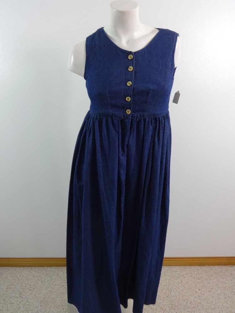 Find denim jumper from a vast selection of Elegant Dresses for Women. Get great deals on eBay!