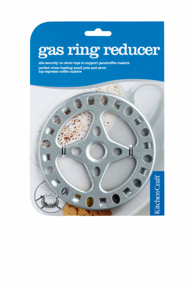Gas Ring Reducer For Stove Top Espresso Makers