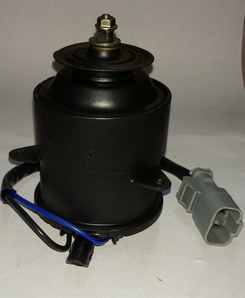 Radiator Cooling Fan Motor New Nippondenso Type For