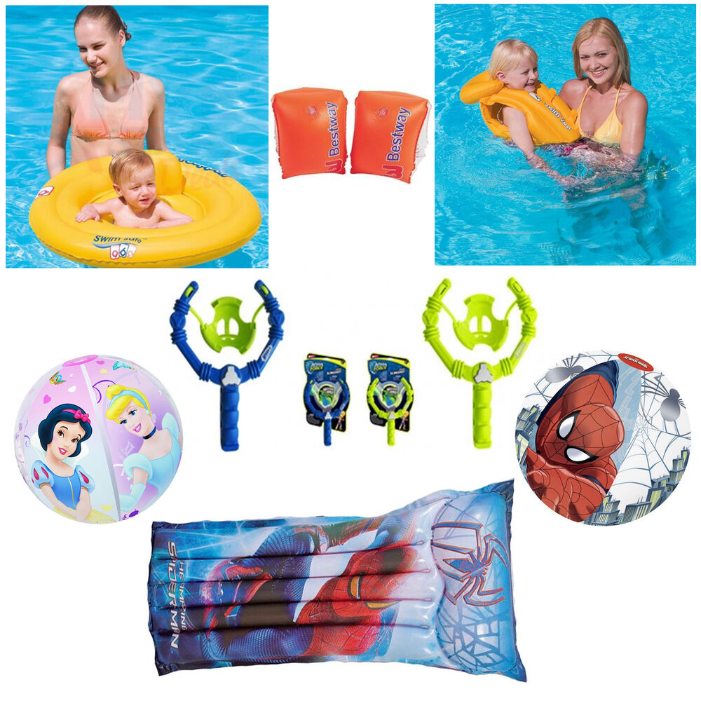 Disney splash play water swim ring ball summer games - Swimming pool games for two players ...