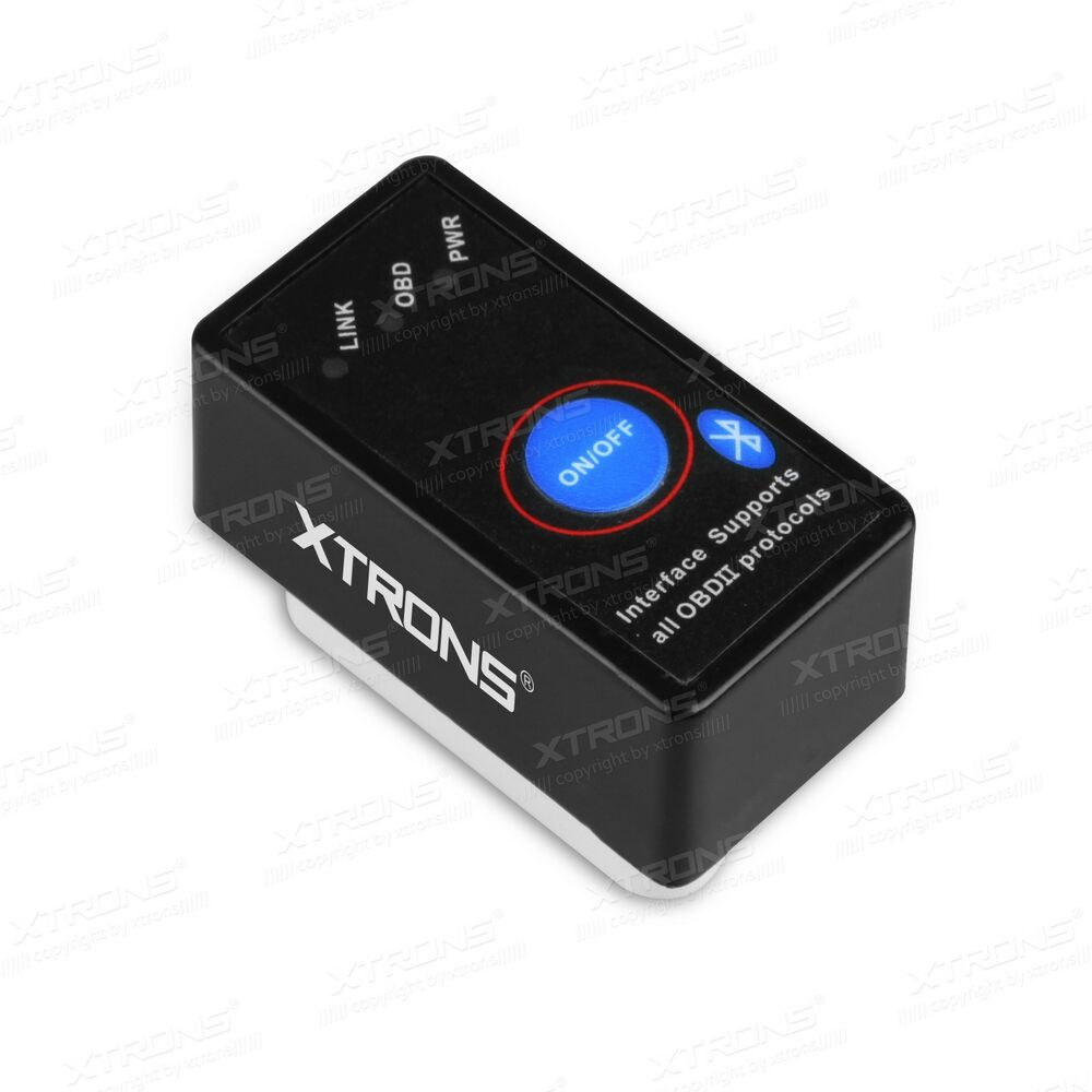 super mini elm327 v1 5 obd2 obdii bluetooth adapter auto. Black Bedroom Furniture Sets. Home Design Ideas