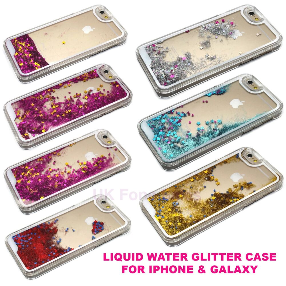 Iphone Se Phone Case Glitter