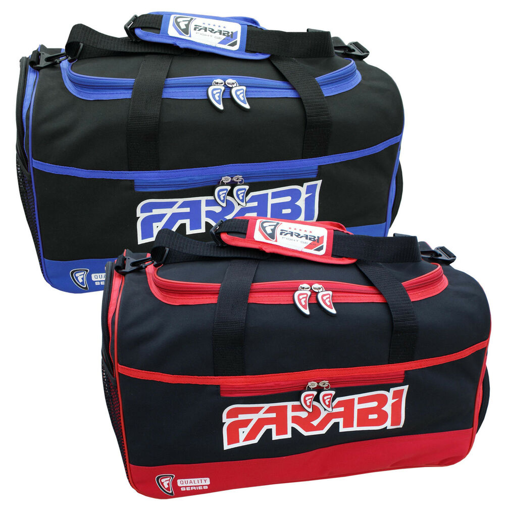 Gym Bag Jalandhar: Gym Fitness Workout MMA Boxing Bags Holdall Duffle Travel