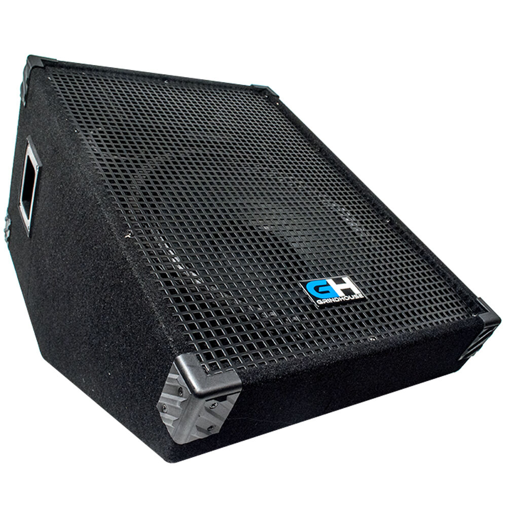 800w Passive Wedge Monitor Stage Pa Speaker For Band Dj