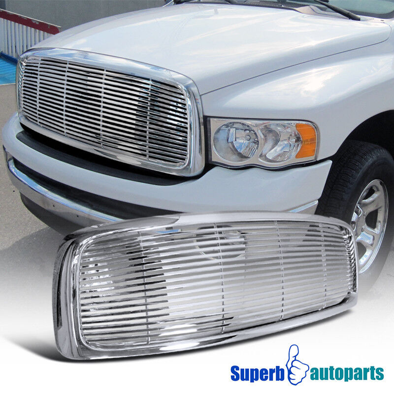 2007 Dodge Ram 3500 Regular Cab Exterior: 2002-2005 Dodge Ram 1500 2500 3500 ABS Billet Front Hood
