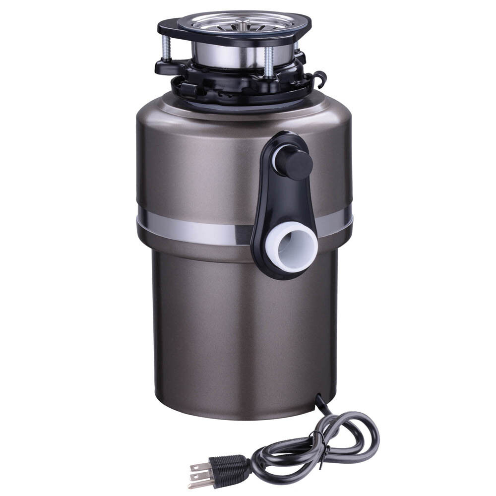 Garbage Disposal 3 4 Hp Continuous Feed Home Kitchen Food