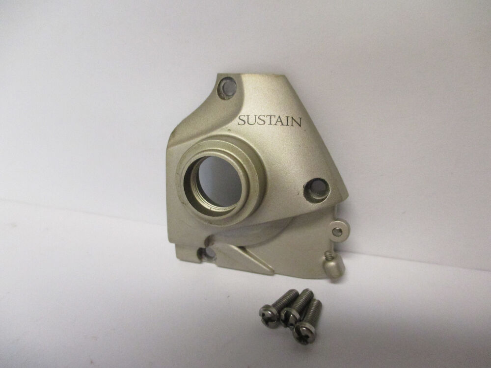 Used shimano spinning reel part sustain 2000fa body for Shimano fishing reel parts