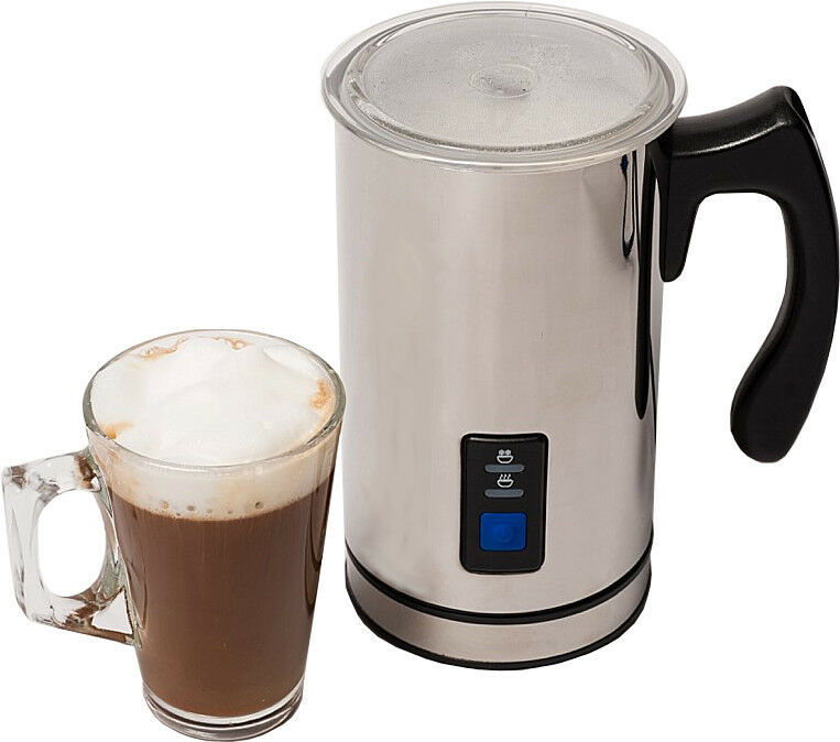 how to make a tea latte with a milk frother