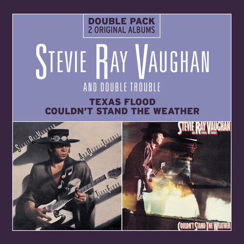 stevie ray vaughan and double trouble texas flood couldnt stand the weather cd ebay. Black Bedroom Furniture Sets. Home Design Ideas