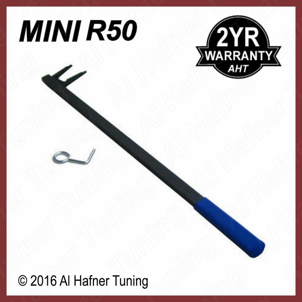 mini cooper belt tensioner tool r50 r52 ebay. Black Bedroom Furniture Sets. Home Design Ideas