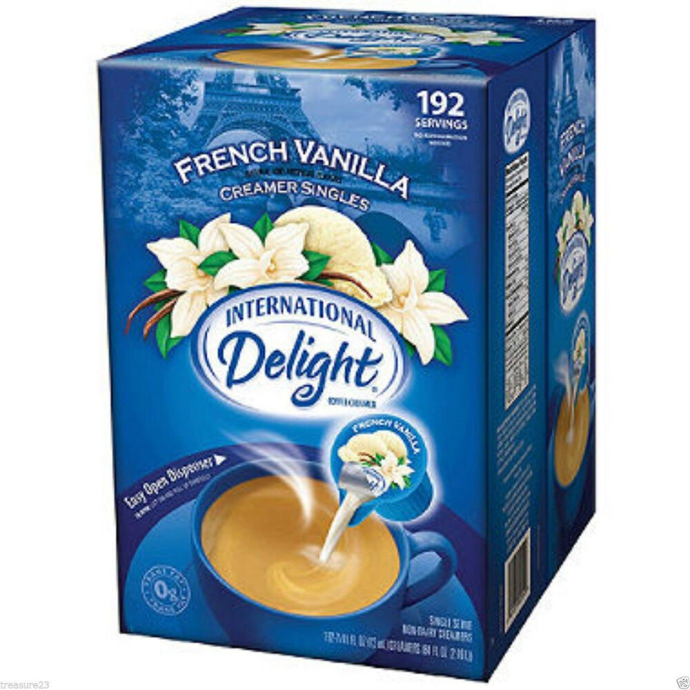delight personals International delight reese's peanut butter cup creamer singles, 24 creamers, 1055 fl oz see details product - international delight.
