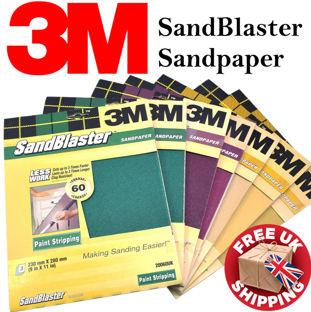 Sandpaper Grit For Stripping Paint From Wood