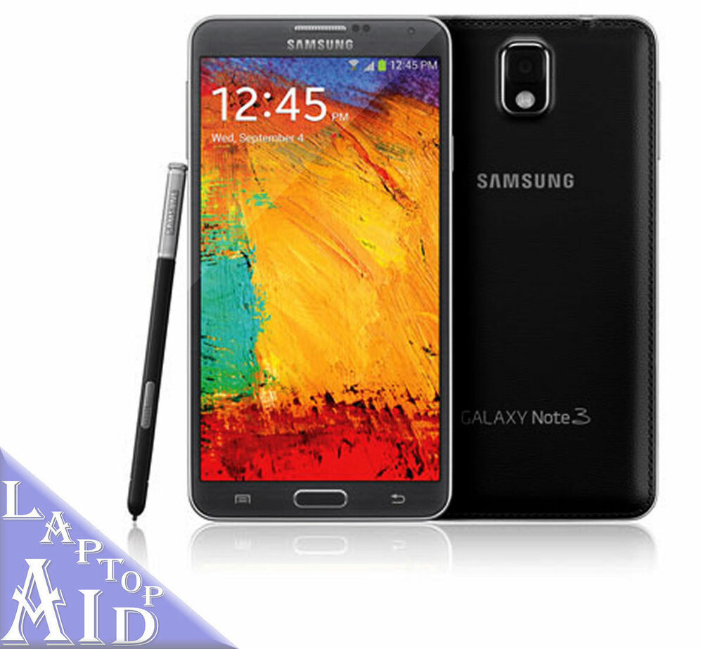 samsung galaxy note 3 iii sm n900p 32gb 5 7 13mp 4g lte. Black Bedroom Furniture Sets. Home Design Ideas