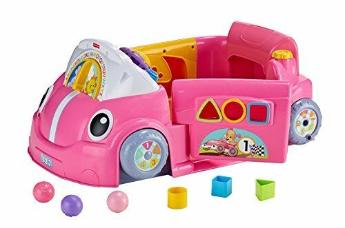 Fisher Price Laugh Learn Car
