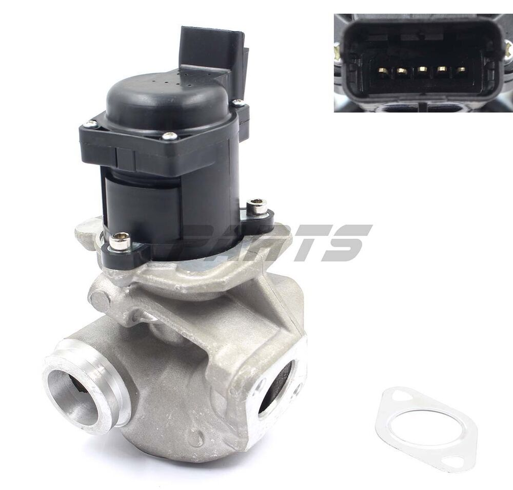 egr valve fits peugeot 206 207 307 308 407 1 6 hdi 161859 1618 nr ebay. Black Bedroom Furniture Sets. Home Design Ideas
