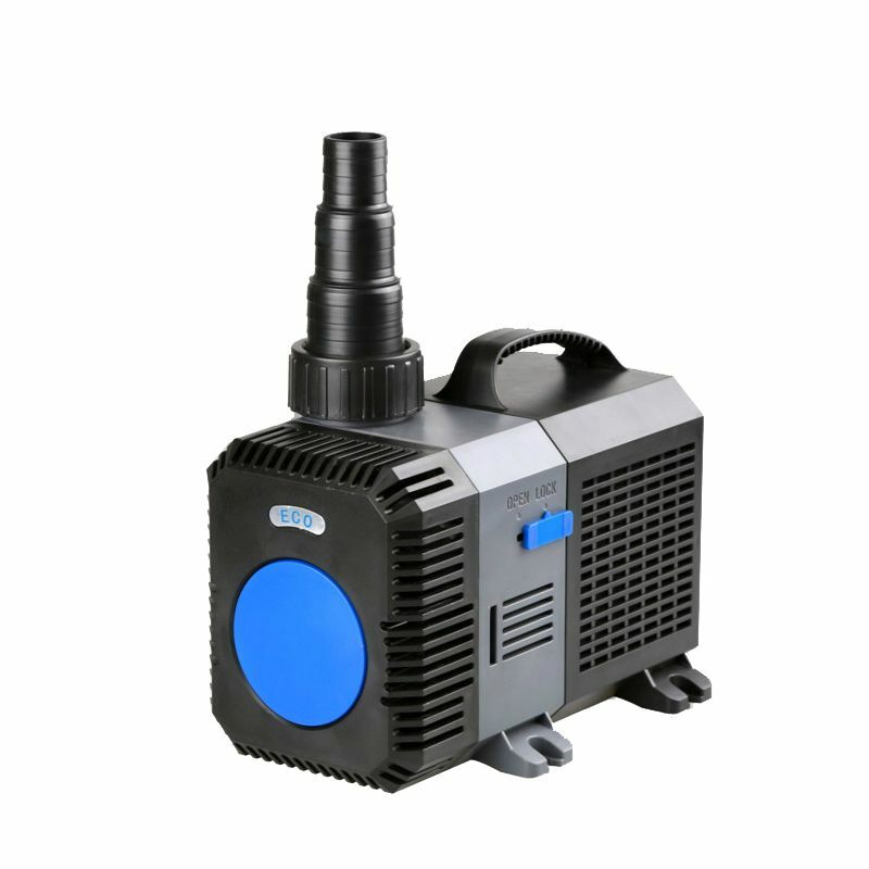 4200gph submersible pump aquarium pond garden sump water for Fish water pump