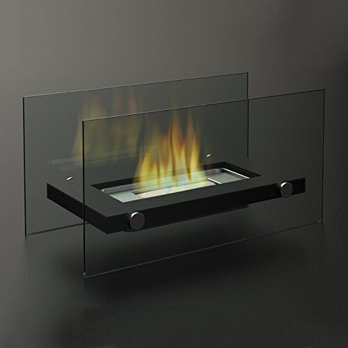 bio ethanol table fireplace garden patio heater furniture backyard glass heating ebay. Black Bedroom Furniture Sets. Home Design Ideas