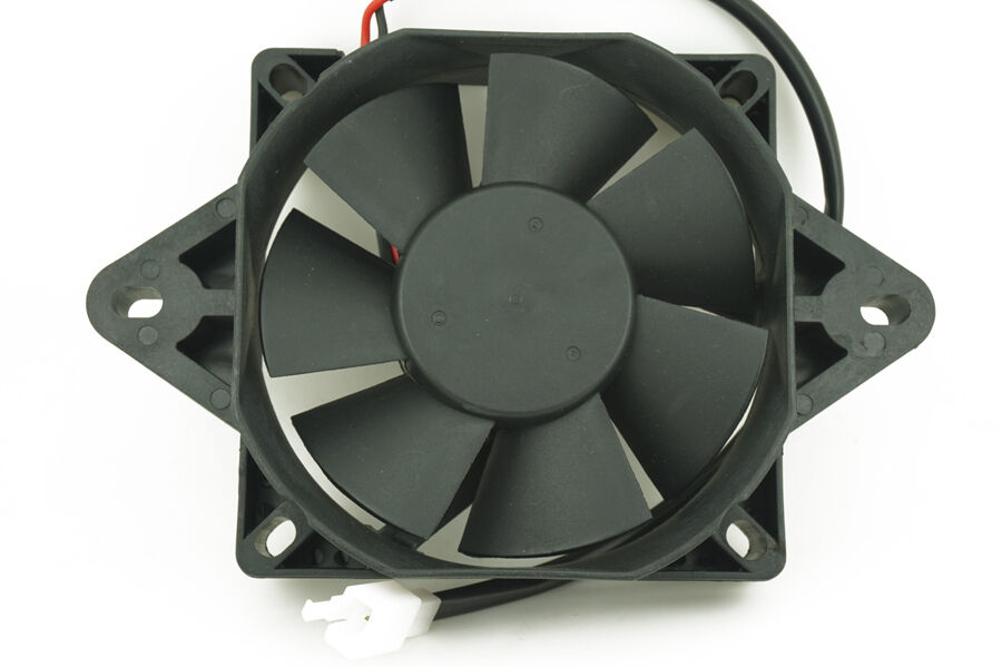 12 Volt Electric Engine Cooling Fan Assembly Radiator