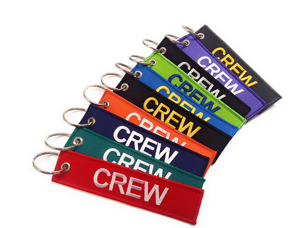 Luggage Tags: Crew Luggage Tag For Fight Crew / Cabin Crew / Pilot