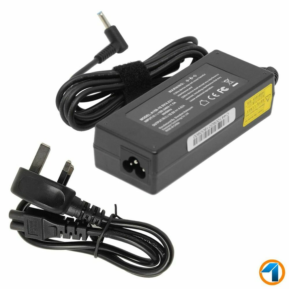 Hp Envy TouchSmart 15 19.5v 4.62a 90w Laptop Charger AC ...
