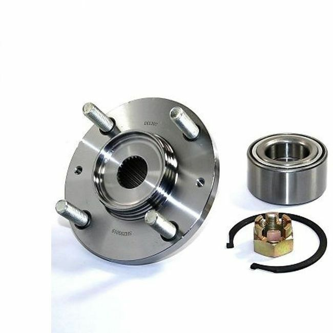 Hyundai Elantra Coupe >> NEW FRONT WHEEL HUB BEARING AXLE ASSEMBLY FITS 2001-2006 ...