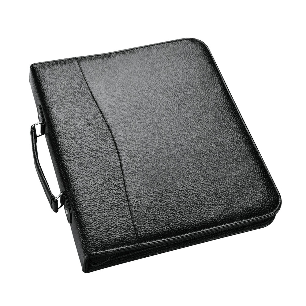 A4 Conference Folder With Handle Ringbinder Folio With