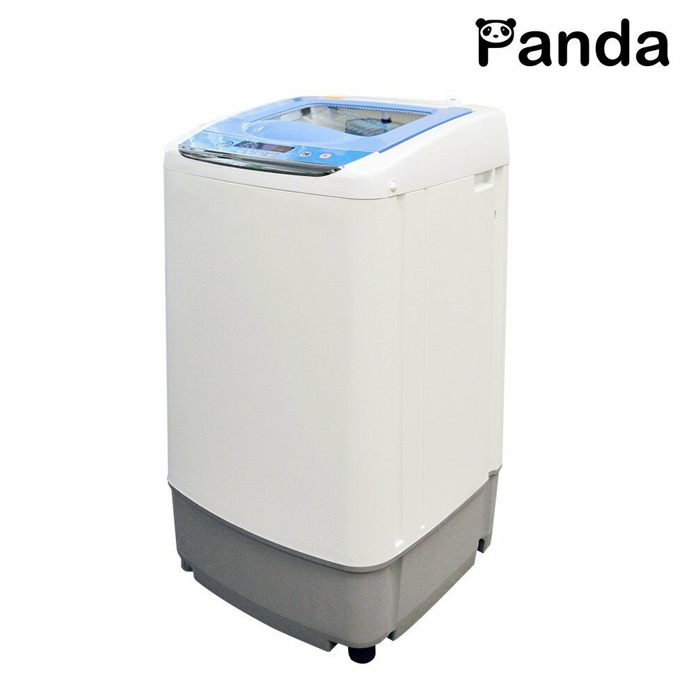 panda 3kg 6 6lbs compact portable washing machine fully automatic pan30sw ebay. Black Bedroom Furniture Sets. Home Design Ideas