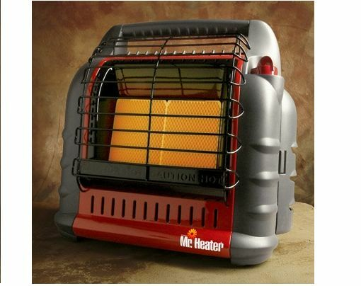 Mr Heater Big Buddy Mh Mh18b Indoor Safe Propane Heater