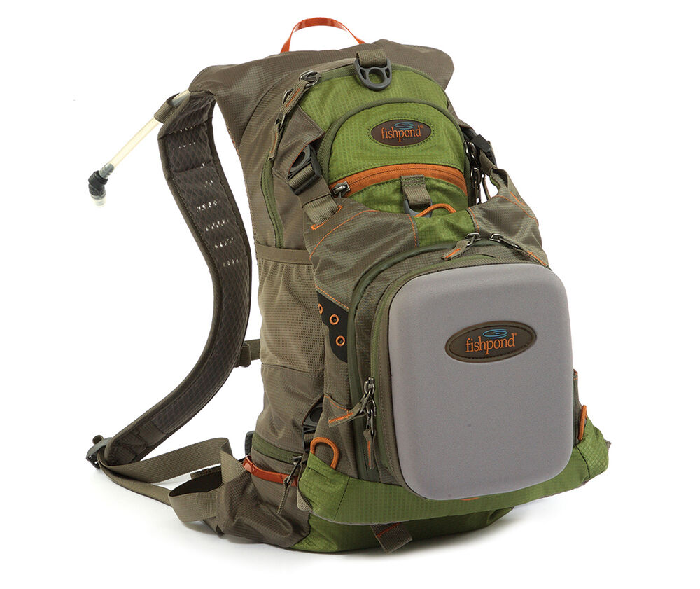 New fishpond oxbow chest backpack fly fishing durable for Backpacking fishing kit