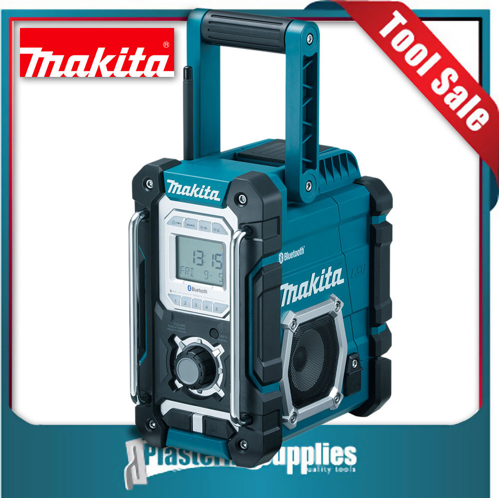 Makita dmr108 18v lxt li ion cordless bluetooth jobsite - Radio makita dmr108 ...