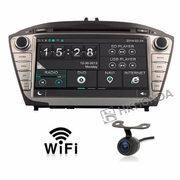 car dvd gps player 3g navi radio rds for hyundai ix35. Black Bedroom Furniture Sets. Home Design Ideas