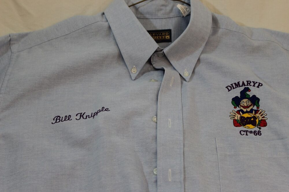 Xl Blue Dress Shirt Shriners Dimaryp Ct 66 Royal Order Of