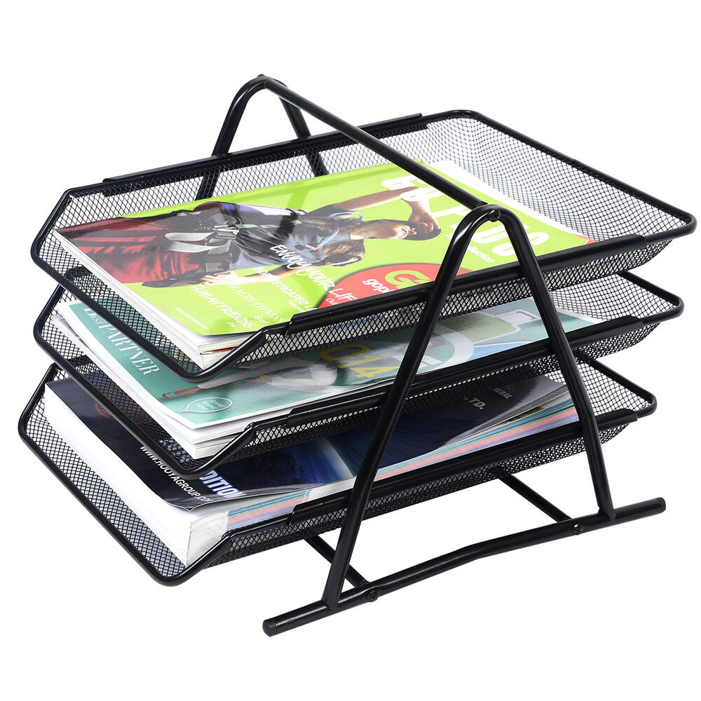 how to make a paper tray a4