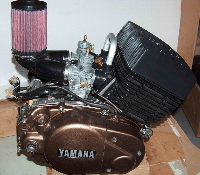 Complete Engines For Sale Page 85 Of Find Or Sell: Yamaha RD200 Engine Rebuild Service