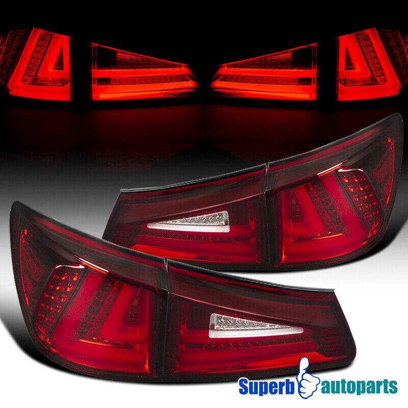 2008 Lexus Is 250 Price: For 2006-2008 Lexus IS250 IS350 Full LED Tail Lights Brake