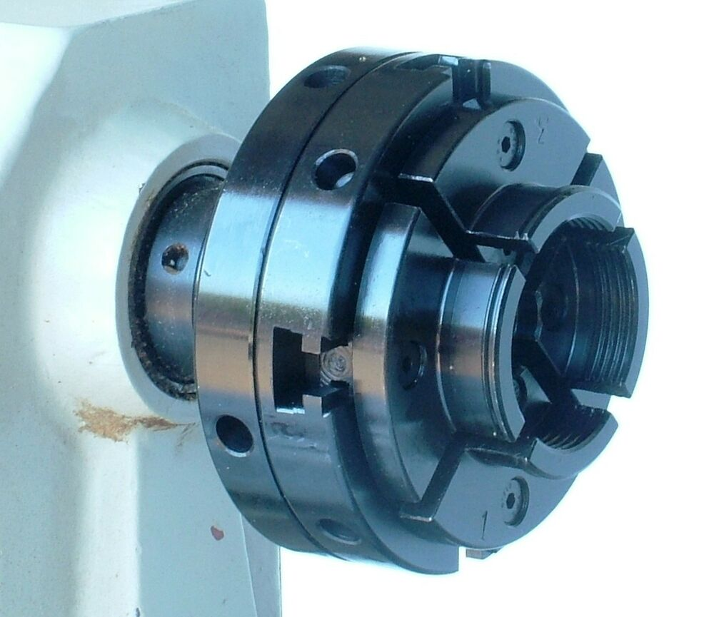 WoodPRO WP0200 4in 4-Jaw Self-Centering Wood Lathe Chuck ...