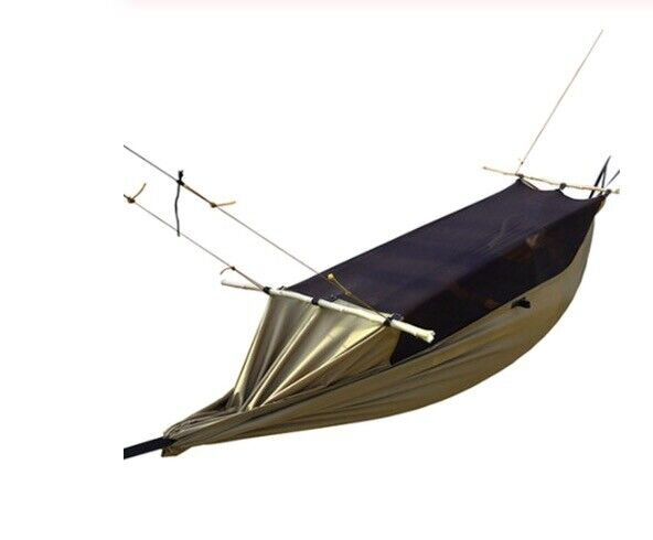 Camping Hammock Jungle Mosquito Tent Survival Quality