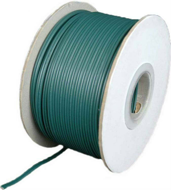 Green SPT1 Wire Extension Cord Wire AWG 18 Gauge Zip Cord 100\' | eBay